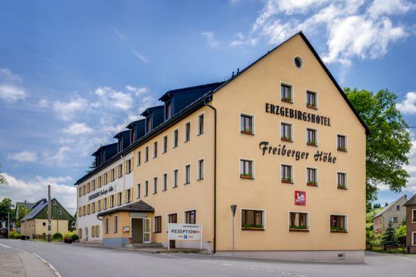 Gutschein 5 Tage Urlaub Erzgebirge für 2 / All Inklusive / travdo Hotel Sachsen
