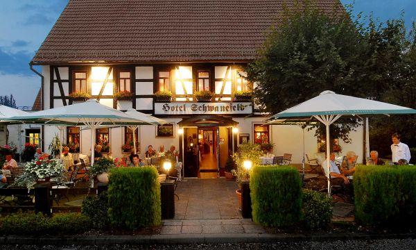 2ÜN/2P/HP 4 Sterne Romatik Hotel Schwanefeld Sachsen/Thüringen