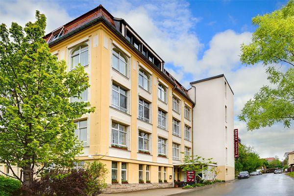 3 Tage Urlaub im travdo Hotel Alte Klavierfabrik Meissen inkl. 1 Abendessen