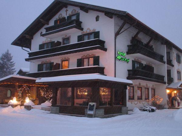 3 Sterne Hotel Alpenhof Wallgau Oberbayern 4 Tage für 2 Personen