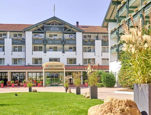 6 Tage Luxus Kurz Urlaub Wellness Bayern Bad Griesbach 4****Sup Hotel Das Ludwig