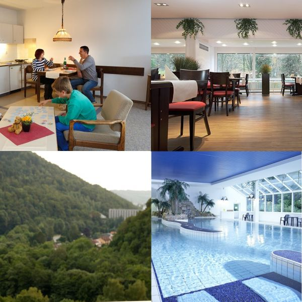 Panoramic Hotel Bad Lauterberg Harz AI Reisezeit April, Juni und August 2019