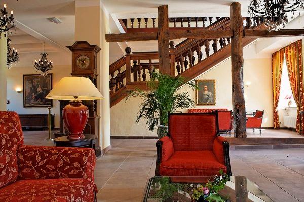 Kurzurlaub 5 Tage 4* Hotel Schloß Gehrden Weserbergland Hotelgutschein Kurzreise
