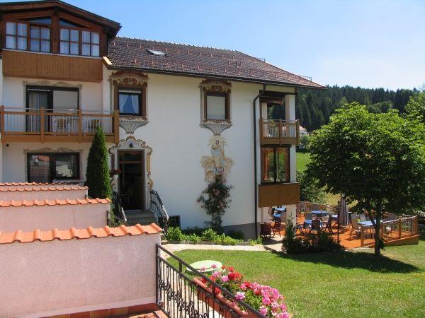 Verwöhnurlaub 3 Tage 2P/HP Kurzurlaub 3* Hotel Riesberghof im Bayerischen Wald