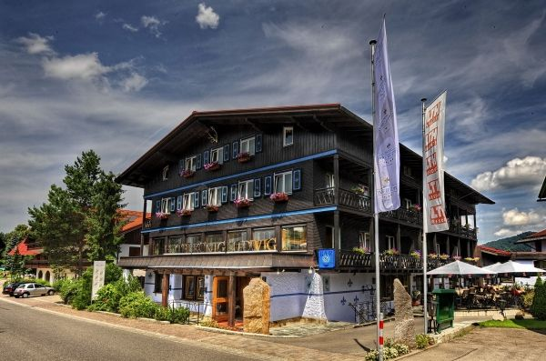 4 Tage Luxus Kurz Urlaub Wellness Allgäu Bayern 4****+ Hotel Ludwig Royal